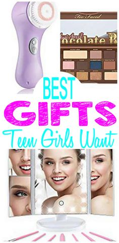 WANT the BEST gift ideas for teen girls  Check out the coolest teen girls  gifts 01998474be