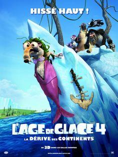 L'Age de glace 4 : La dérive des continents 3D [DVDRiP FRENCH LD]