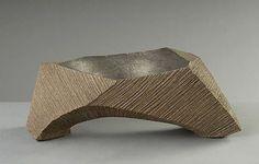 – Hoshino Kayoko 2006 By hand-pinching and slicing her clay ...
