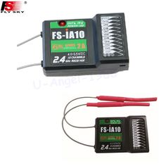 15.52$  Buy here - 1pcs 100% Original FLYSKY FS-iA10 new 10 channel receiver with a serial bus interface iBus   #buyonlinewebsite