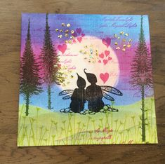 Artist Hacks, Lavinia Stamps, Faith In Love, Crafters Companion, Faeries, Journaling, Card Ideas, My Design, Christmas Cards