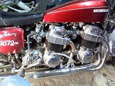 Vintage Honda Motorcycles, Racing Motorcycles, Drag Bike, Speed Bike, Rc Dragster, Ducati 888, Dutch Bike, Honda 750, Retro Rocket