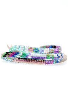 Convertible Wrap Bracelet in Hana
