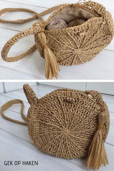 Crotchet Bags, Knitted Bags, Crochet Handbags, Crochet Purses, Crochet Purse Patterns, Knitting Patterns, Crochet Gifts, Diy Crochet, Diy Handbag
