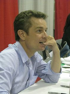 #JamesMarsters 2016 Pic of the Day by @wrigglerosie Day 165: 13th June Event: Fx International Orlando April 2009
