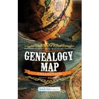 A CD collection of the genealogy reference maps published by Family Tree Magazine, plus beautiful historical cartography that'll appeal to any genealogy or history buff.