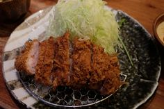 Kyoto Food Traditional Pork Katsu - Kyoto food is one of the best in Japan, as this traditional city is sometimes referred to as Japan's kitchen. Learn what and where to eat in Kyoto.