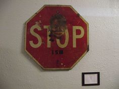 """Stop ISM"" El Paso Museum of Art 2013 Feb 14 - Apr 7"