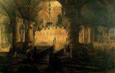 Joseph Gandy, Merlin's Tomb (1815)