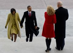 #First #inauguration of Barack Obama as the 44th President of the United States took place on Tuesday, January 20, 2009. #44 #President Of The United States  Of America Commander In Chief #BarackObama #FirstLady Of The United States  Of America #MichelleObama #VicePresident Of The United States  Of America #JoeBiden & His Wife Dr. #JillBiden #JoiningForces