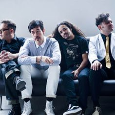 Cafe Tacvba - One of the greatest bands of all time! Started in Mexico, known worldwide.