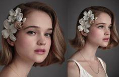 【海外スナップ30枚】ショートヘアのための外国風ウエディングヘアアレンジ画像まとめ2【イメージ別】 | まとめアットウィキ - スマートフォン