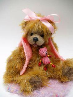 Rosie by bearkidz by Marion Fraile