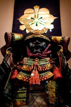 Japanese samurai war masks-Samurai were fierce warriors that lived by a code of loyalty, courage and honor. They were highly respected and lived within a strict code.