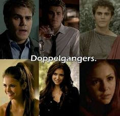 I dont get it. If Amara was suppossed to be with Silas, and the dopplegangers end up together, then why did Stefan get both Katherine and Elena? Shouldnt Katherine and Stefan be together and the newest boy doppleganger end up with Elena? Or destined to end up together but not really happen like Stefan and Elene? Bbecause Delena is forever and life