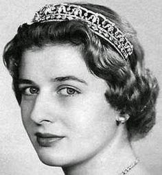 Tiara Mania: Kent Diamond Bandeau worn by Princess Alexandra of Kent