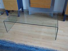 Glazen salontafel - Soekis