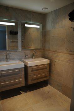Bekijk de foto van liepje met als titel mooie natuurlijke badkamer ...