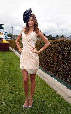Miranda Kerr- Melbourne cup