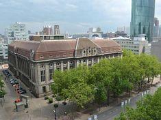 Rotterdam - Voormalig postkantoor aan de Coolsingel