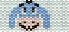 Eeyore Kandi Pattern