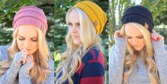 c.c slouchy beanie, women's beanie, women's knit hat, last c.c shipment EMAIL ME:  coloradochickco@yahoo.com for 15% OFF RETAIL ORDERS ONLY VALID thru DEC. 23rd thank you, colorado chick co. Kathleen