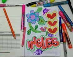 Bookmarks, Notebook, Books, Ideas Para, School, Diy, Color, Sketches, Paper