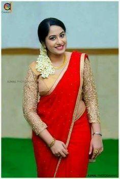 The best red saree collection! Beautiful Girl Indian, Most Beautiful Indian Actress, Beautiful Saree, Beautiful Women, Beauty Full Girl, Beauty Women, Indian Girl Bikini, Indian Wife, Saree Models