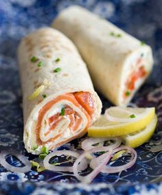 PLAT. Préparation : 15 min. Cuisson : 12 min. Healthy Wraps, Healthy Summer Recipes, Tortilla Wraps, Love Eat, Love Food, Brunch Recipes, Snack Recipes, Tapas, Café Bar