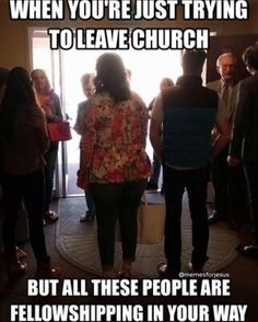 When the fellowship holding you back church meme #christianmeme