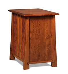 Amish Grant Two Drawers File Cabinet with Finished Backside Solid wood file cabinets built with beautiful wood. Amish made in Indiana.