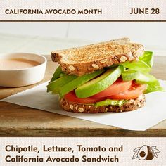 ... Avocado Sandwiches on Pinterest | May days, Avocado and Sandwiches