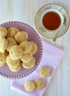 Scons de limón Scones, Snack Recipes, Snacks, Macarons, Chips, Food, Marmalade, Juices, Sweet Recipes