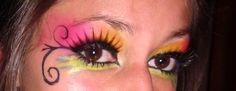 Rave Makeup 1