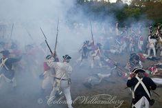 Battle of Yorktown.