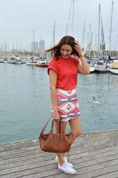 sarixrocks ethnic skirt #kissmylook
