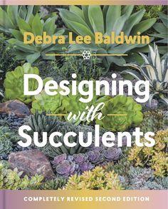 "Succulent book author, expert, ""Queen of Succulents"" Debra Lee Baldwin's FAQs, photo galleries, care tips, succulent design ideas, videos, news, more."