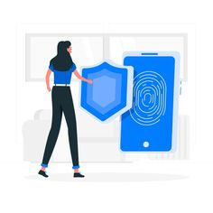 Cyber Network, Illustration Story, Illustrations, Cyber Technology, Geometric Lines, Colorful Drawings, Banner Template, Line Icon, Art Drawings Sketches