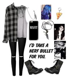 """""""Untitled #213"""" by choice-to-be ❤ liked on Polyvore featuring Casetify, Bling Jewelry and Topshop"""