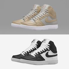 7e8e8ee4355f The NIKELAB X UNDERCOVER COURT FORCE HI PACK