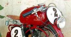 1954 MV Augusta 60cc Monowheel Superleggera