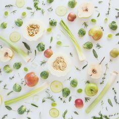 Eat sesonal. Frutas y verduras de temporada