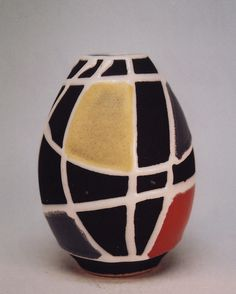 Vases of the Sports Clubs, Lava, Vases, German, Pottery, Space, Collection, Bonn, Deutsch