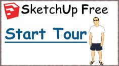 Sketchup Free - 02- Start Tour Sketchup Free, Family Guy, Tours, Trainers, Learning, Griffins