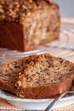 Banana Bread, Sweet Tooth, Spicy, Pizza, Desserts, Food, Kitchen, Tailgate Desserts, Deserts