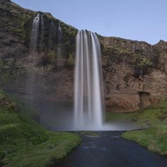 Day #1. Seljalandsfoss in the Midnight Sun, a couple of weeks ago... Not many people at 1am :) Day #1 overview is almooooost over! It was a long and beautiful day.