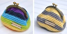 simple crocheted coin purse | the crochet space
