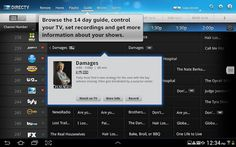 DirecTV Android tablet app knows it's late, makes suitably low-key entrance