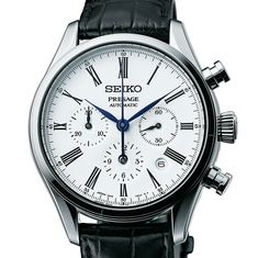 If you're into watches and haven't heard about thePresage Chronograph from Seiko, we're sorry to be the ones to tell you, but you've been living under a rock. It was, without doubt, the winning curveballof 2016, and for good reason. It ticked all the boxes: pedigree, style, mechanics, value...