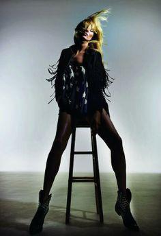 Kate Moss for Topshop www.HighFashionMagazine.com